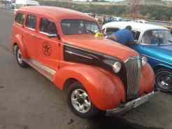 Parece um Dodge 1937/38