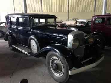 Cadillac V-16 7,4 litros, 1930