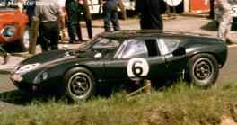 Lola GT Mk.VI em Le Mans - 1963