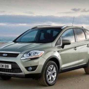 Ford Kuga: Sconto vantaggioso a Febbraio!