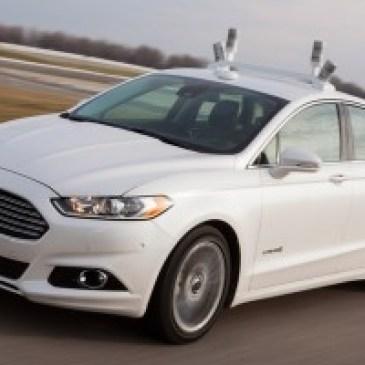 Entro cinque anni una Ford a guida autonoma!