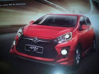 Leaked! Perodua to introduce GearUp kits for Perodua owners - Autofreaks.com