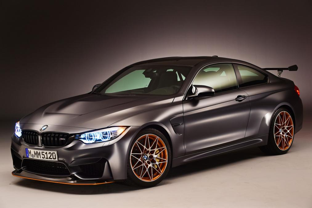 BMW Unveils The New M GTS Limited Edition Sports Car AutoGyaan - The new sports car
