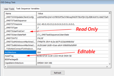 OSD Background - Branding and Debug Tools for SCCM OSD - AutoIt Consulting