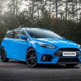 350 HP'LİK FORD FOCUS RS TÜRKİYE'DE