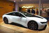 La BMW i8 exposée au salon de Francfort 2013