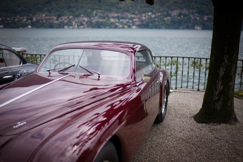 Villa D'Este Dream :: via Automobiliac