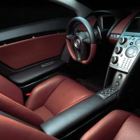 Cadillac Cien Concept interior