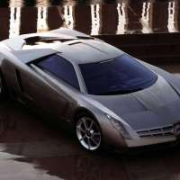 Cadillac Cien Concept top