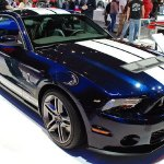 2010 Ford Shelby GT500, More Power, Better Mileage