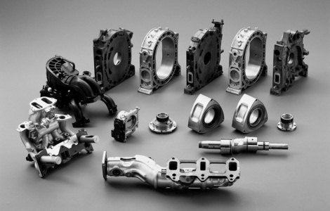 Rotary Engine parts