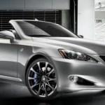 Lexus IS 350C F-Sport