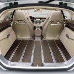 Mercedes-Benz Concept Shooting Break rear interior