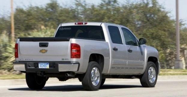 2010 Chevy Silverado Hybrid