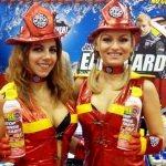 SEMA Booth Girls (6)