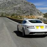 AstonMartinVirageRearMotionWhite2
