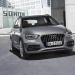Audi Q3 quattro S line/Standaufnahme