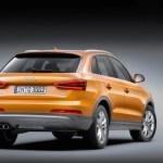 Audi Q3 quattro/Standaufnahme