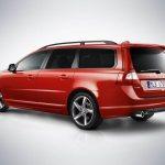 VolvoV70R-DesignRearSide