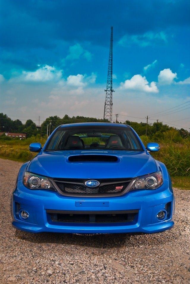 2011 Subaru WRX STI (5)