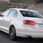 2011 VW Jetta SEL rear