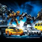 Transformers 3 Cars