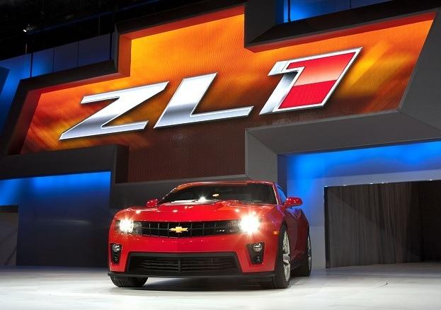 Barrett Jackson Auctioned 2012 Chevy Camaro ZL1 Earns $250,000