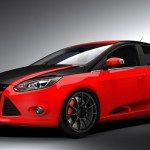 Customized 2012 Ford Focus by Steeda