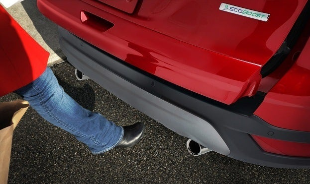 All-New Escape Features Hands-Free Liftgate