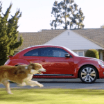 VW Beetle Commercial