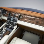 Bentley EXP 9 F interior