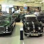 1965 Triumph Vitesse, 1971 Rover, 1951 Austin A90 Atlantic, 1953 Vauxhall