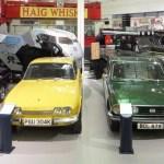 1968 Ford Cortina - 1971 Reliant Scimitar - 1977 Triumph - 1977 Triumph