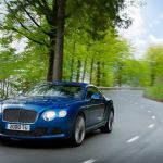 At 205 MPH, 2013 Bentley Continental GT Speed Is Fastest Bentley Ever