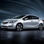 Next-Generation 2013 Kia Forte Debuts Online