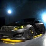The Dark Kia? Batman-Themed Optima Prepped for Charity