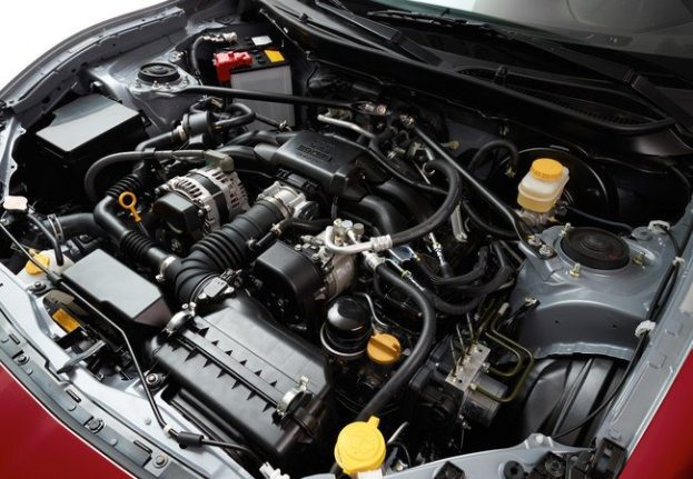 Scion FR-S engine