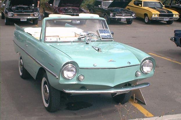 amphicar automoblog