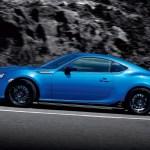 Subaru BRZ tS GT side