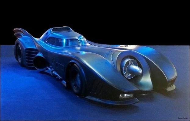 1989 Batmobile Zachi Evenor