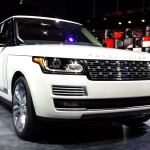 Ultra-Exclusive Range Rover Autobiography Black