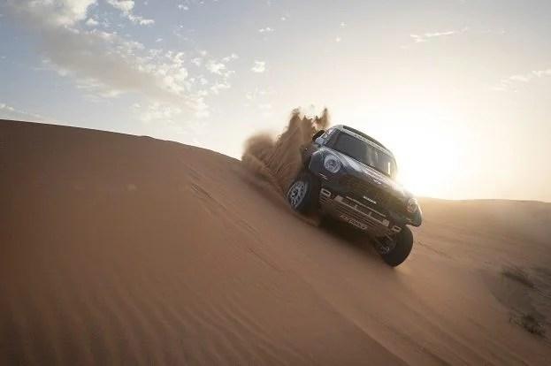MINI All4 Rally 2014 Dakar