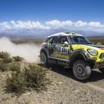 Nani Roma Wins Car Category of 2014 Dakar Rally