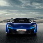 Mid-Range McLaren 650S Supercar Revealed