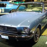 1964.5 Ford Mustang at 2010 CIAS