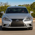 2014 Lexus IS350 F-Sport front