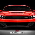 Saleen Issues Spoiler Image of 2015 Edition 302 Mustang