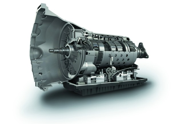 The TorqueFlite 8 Speed Transmission