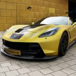 GeigerCars Tunes the 2015 Corvette C7 Stingray...and it's a Beast