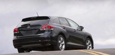 Toyota Venza Rear
